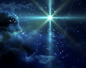 The coming of Jesus was an invasion of radiance that still shocks the cosmos with the brilliance of infinite, holy love.